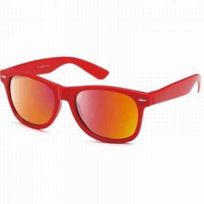lunette evidence rouge lunette de soleil avec verre rouge lunettes de soleil effet miroir rouge. Black Bedroom Furniture Sets. Home Design Ideas